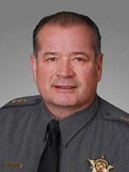 Undersheriff Ron Madrid
